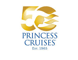 Princess Cuises 50th Logo