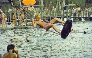 River Country - Tire Swing