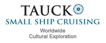 Tauk Small Ship Cruises Logo