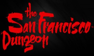 The San Francisco Dungeon Logo