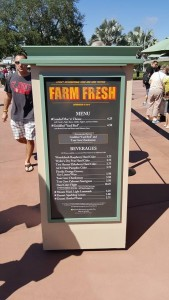F&W2015 Farm Fresh Menu2