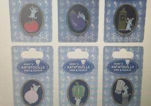 F&W2015 Pin - Ratatouille