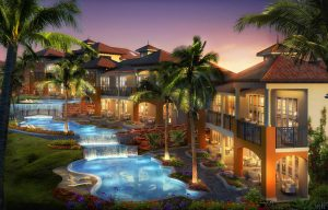 Sandals LaSource Grenada South Seas Village