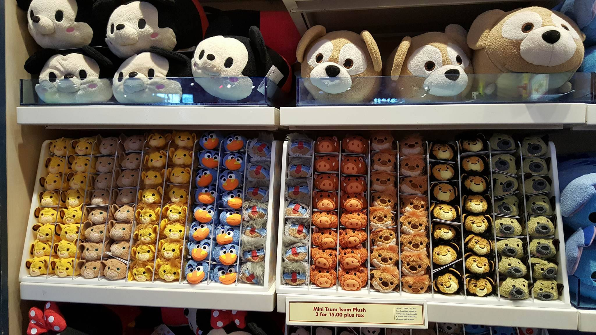 Disney Springs - Tsum Tsums