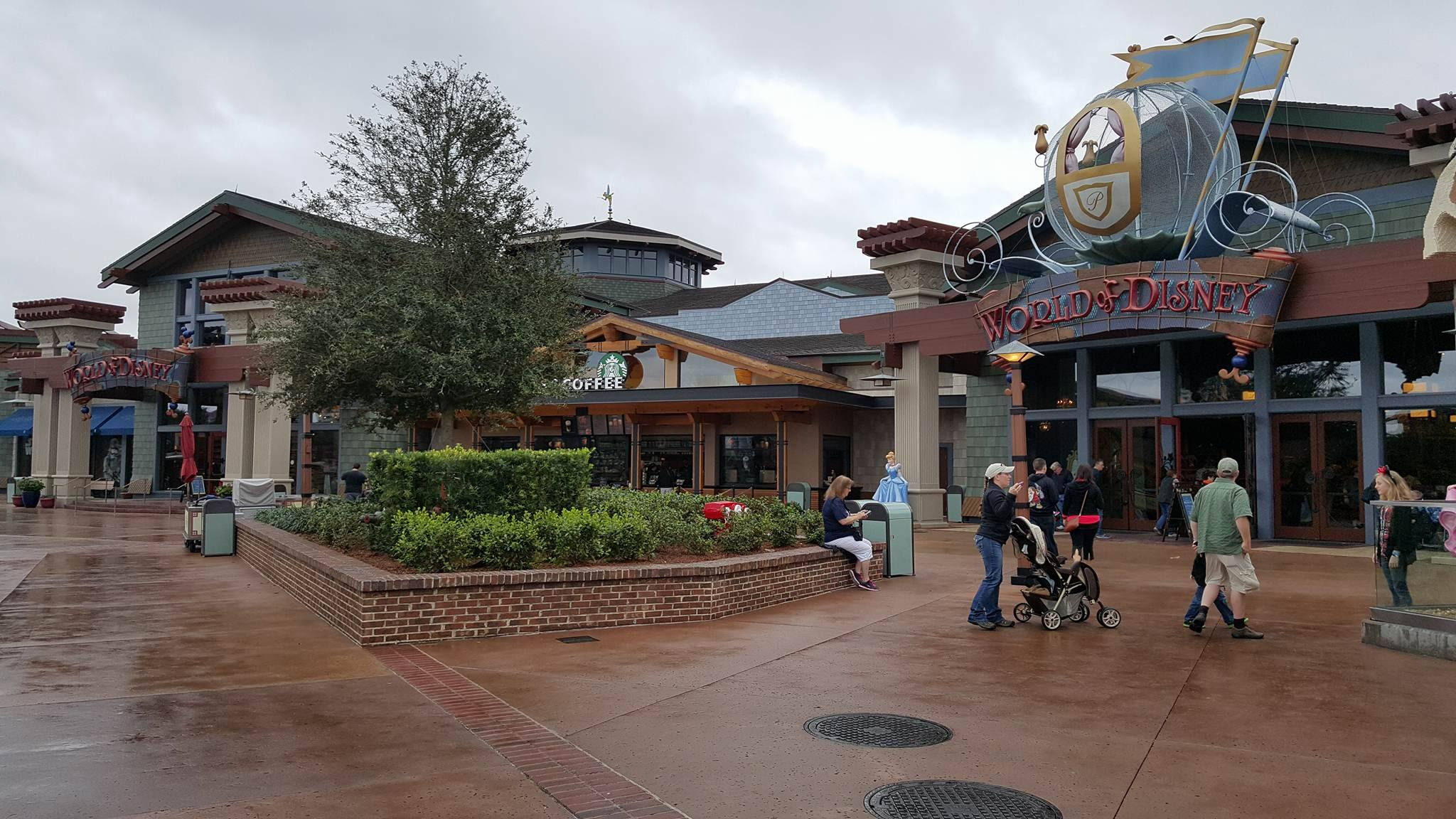 Disney Springs - World of Disney Store