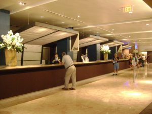 Disney's Contemporary Resort Front Desk