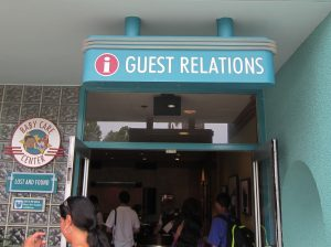 Disney's Hollywood Studios Guest Relations