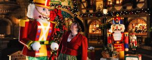 Epcot - Holidays around the world