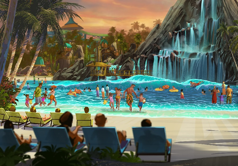 Universal Reveals Details About Volcano Bay Annual Passes