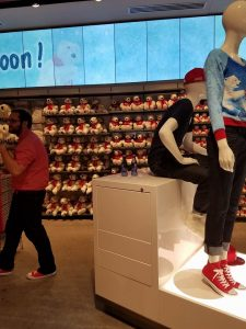 Disney Springs Coke Store Inside 08