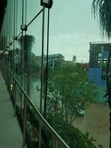 Disney Springs Coke Store Walkway View 01