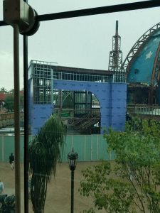 Disney Springs Coke Store Walkway View 02