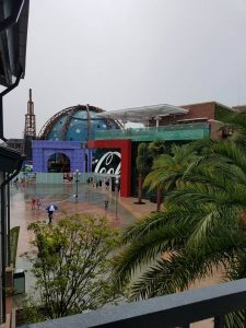 Disney Springs Coke Store Walkway View 10