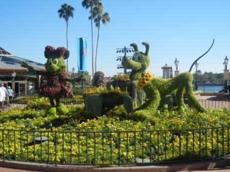 First Details for 25th Anniversary Edition of Epcot International Flower and Garden Festival Announced