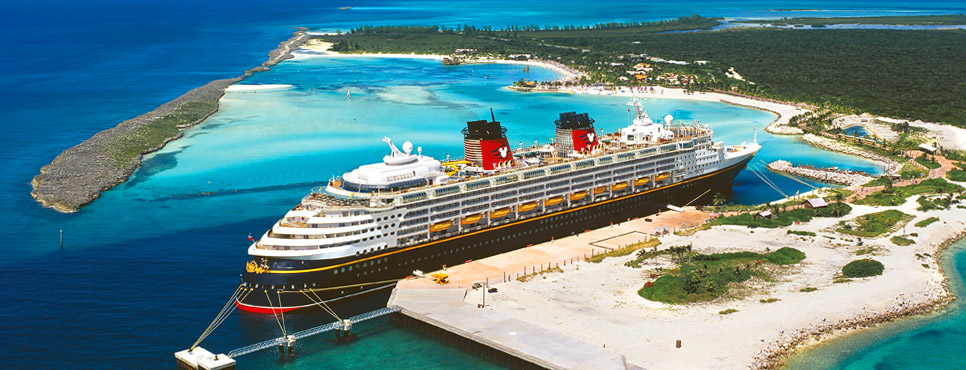 Disney Cruise Line Announces Early Itineraries General - Caribbean cruises