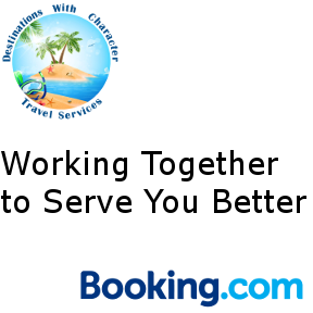 Destinations with Character & Booking.com – Speed and Quality Services