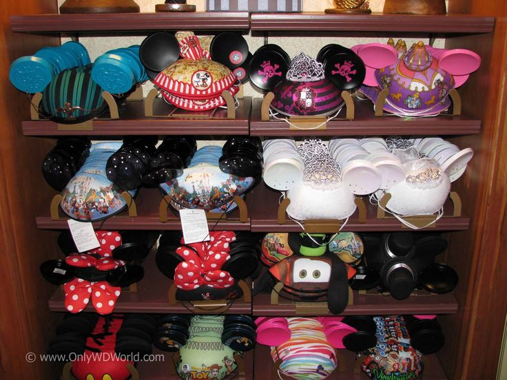 Embroidered Mickey Ears Now Available at Disney's Animal Kingdom's Discovery Trading Company!