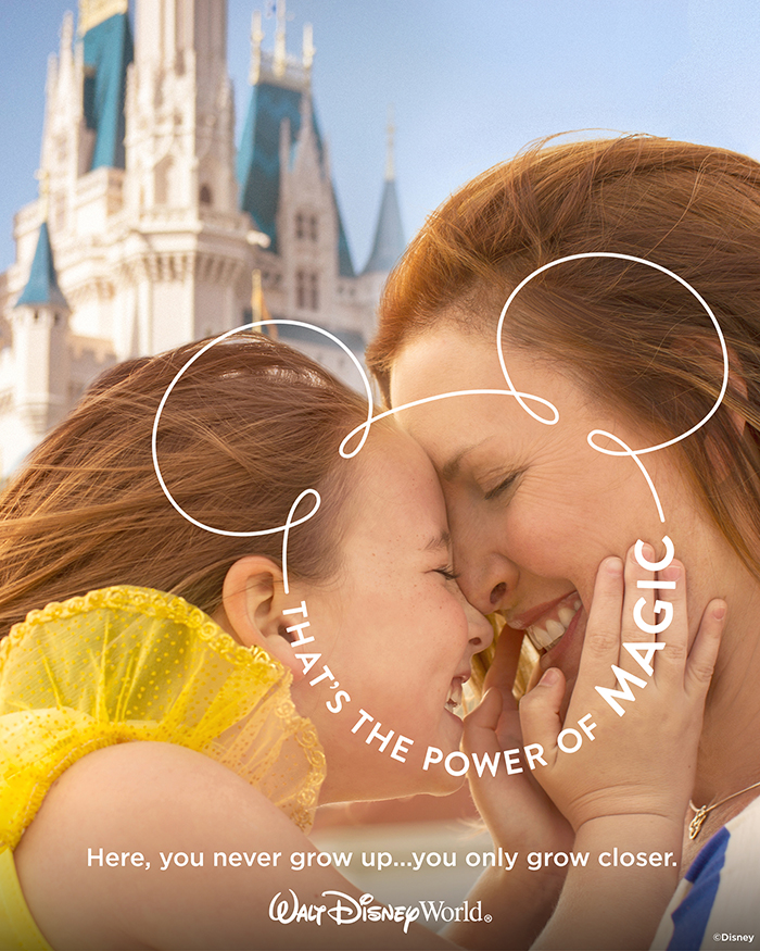 Experience The Power of Magic at The Walt Disney World Resort!